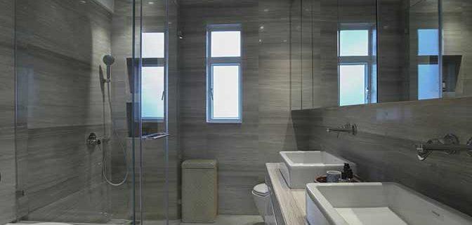 beton waterdicht maken in de douche
