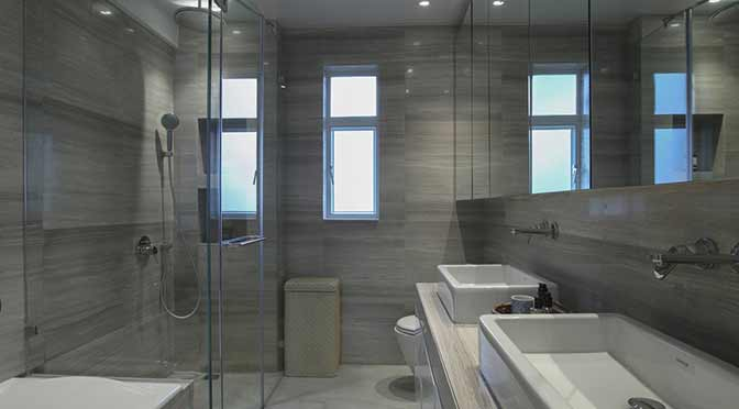 Beton waterdicht maken in de douche 123 vochtbestrijding for Huis waterdicht maken
