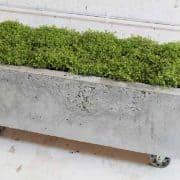 betonnen bak waterdicht maken