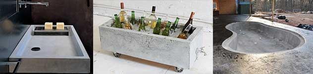 betonnen bak waterdicht maken voorbeeld