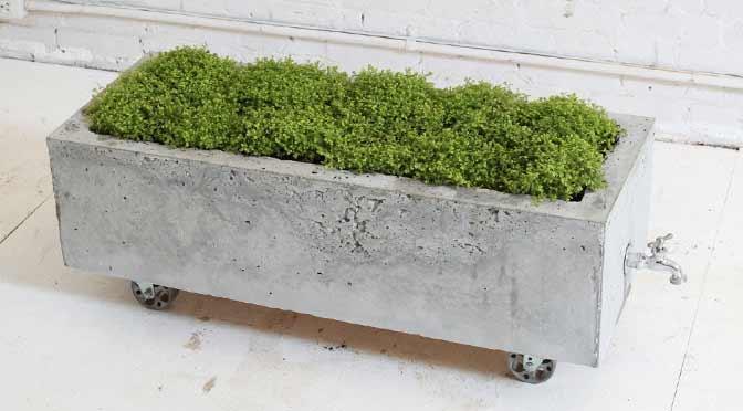 Betonnen bak waterdicht maken 123 vochtbestrijding - Waterdicht wax beton ...