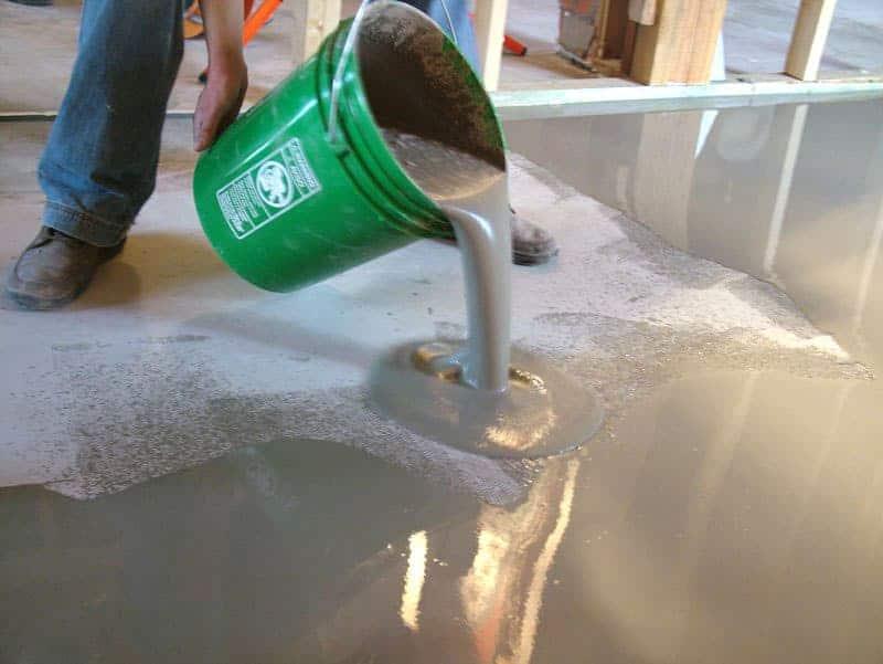 Waterdichte cementdekvloer maken 100 waterdicht - Waterdicht wax beton ...