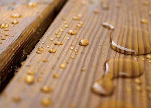 Woodseal pro hout impregneermiddel 123 vochtbestrijding for Huis waterdicht maken