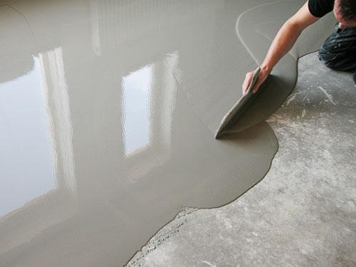 Cement verf badkamer beton cir hyginisch multifunctioneel water en slijtvast wandbekleding - Waterdicht wax beton ...