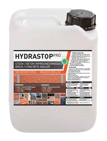 hydrastop pro, steen impregneermiddel, beton impregneermiddel, metselwerk waterafstotend maken, steen impregneren, gevel impregneren, gevel waterafstotend, gevel hydrofoberen, voegen waterdicht maken