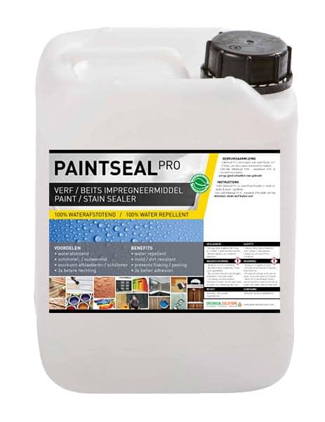 Paintseal Pro - verf beits waterafstotend schimmelwerend