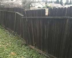 schutting impregneren tegen houtrot verval