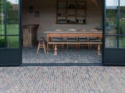 Terraseal Pro, Bestrating impregneren, stenen vloer impregneren