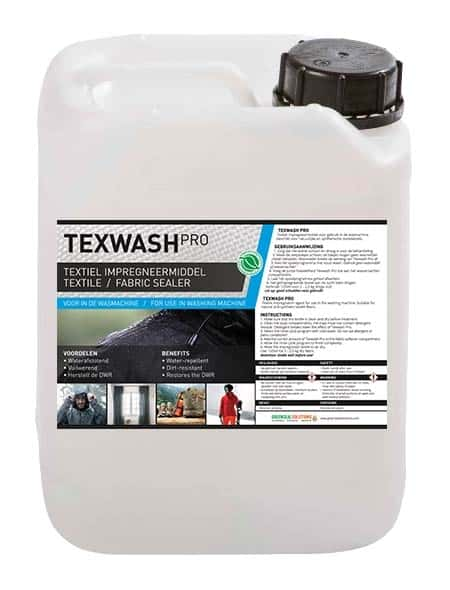texwash pro, Wasmachine impregneermiddel, textiel impregneermiddel wasmachine, wasmachine textiel impregneermiddel