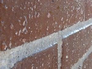 gevel steen waterdicht waterafstotend maken